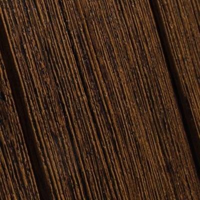Closeup of NovikShake RS8 in Walnut