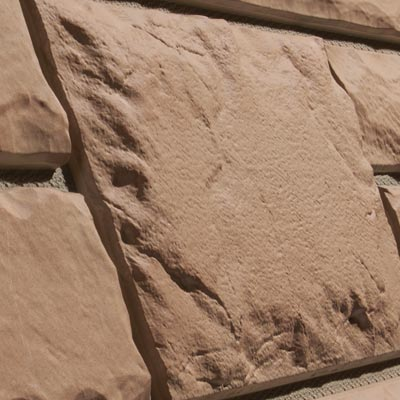 Closeup of NovikStone HC in Desert Blend