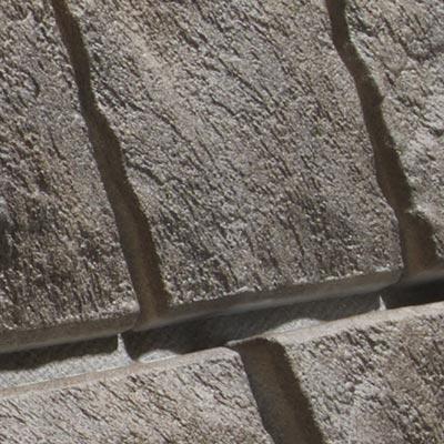 Closeup of NovikStone PHC in Shadow Gray
