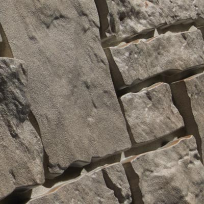 Closeup of NovikStone SK in Smoke Gray